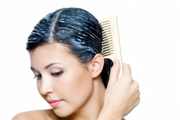 Лечение выпадения волос маслами