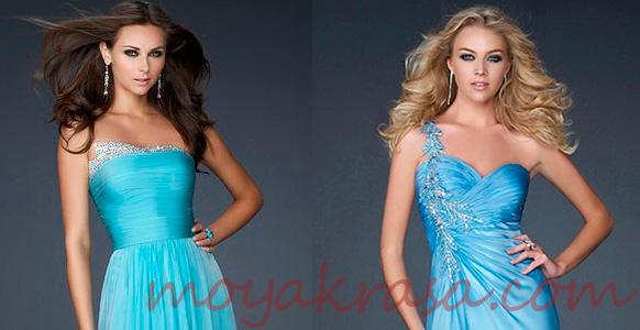 макияж под цвет платья