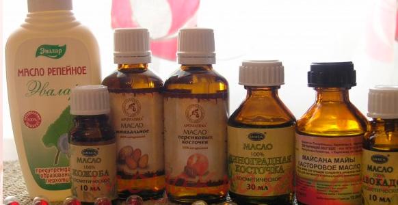 Маска для волос с витамином а и е и репейным маслом в домашних условиях - Gksem.ru