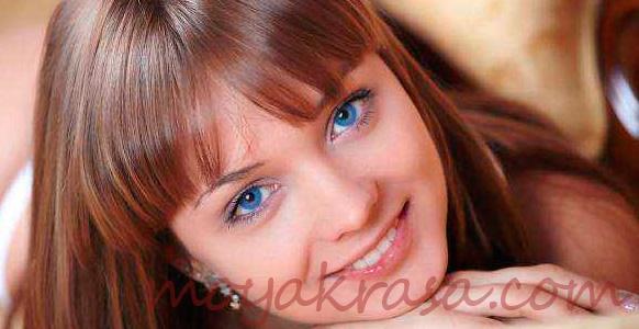 какие тени подходят для голубых глаз
