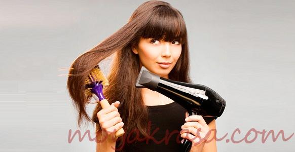 как сделать объем на тонкие влосы