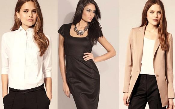 базовы гардероб современной женщины