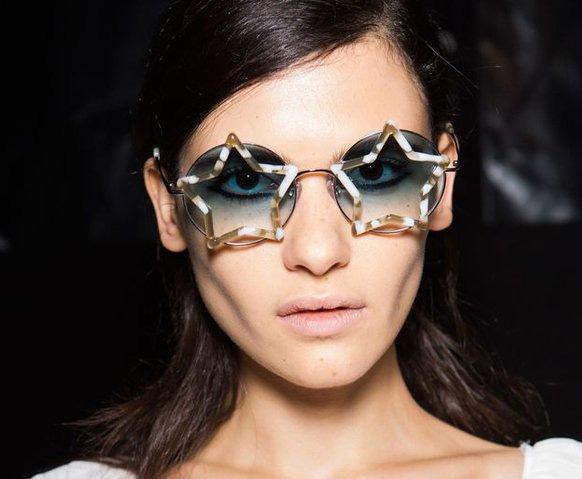 солнцезащитные очки сезоа 2015