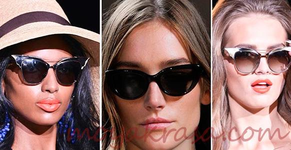 солнцезащитные очки сезона 2015