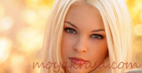 макияж для широко поставелнных глаз