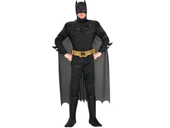 костюм бэтмана на хэллоуин