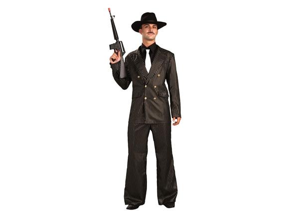 костюм гангсера на хэллоуин
