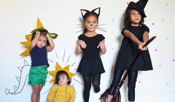 костюмы для детей на хэллоуин