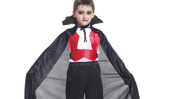 костюм вампира