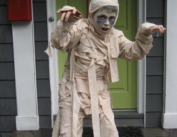 костюм мумии