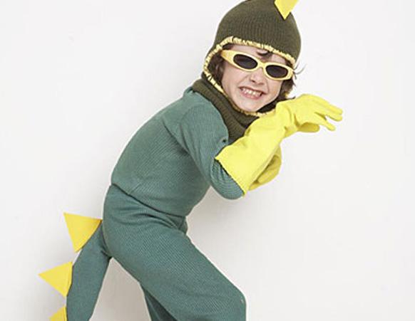 костюм динозавра