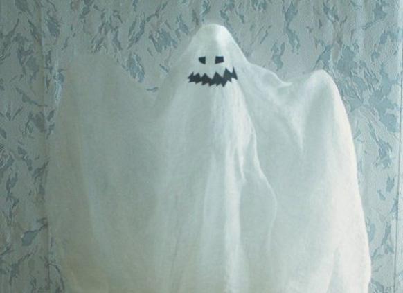 костюм привидения