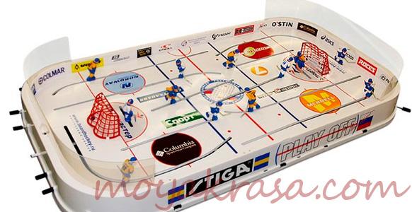 настольны хоккей