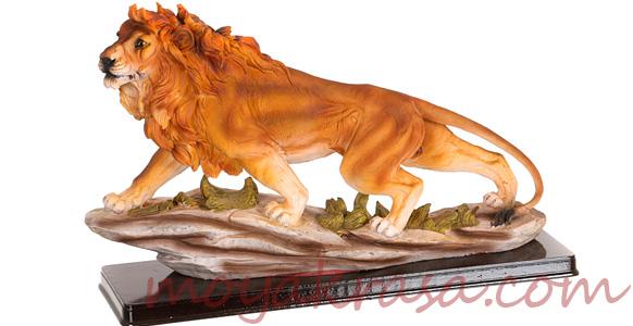 статуэтка льва