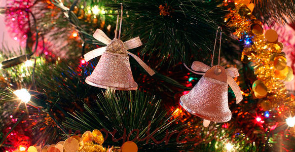 колокольчики на елке