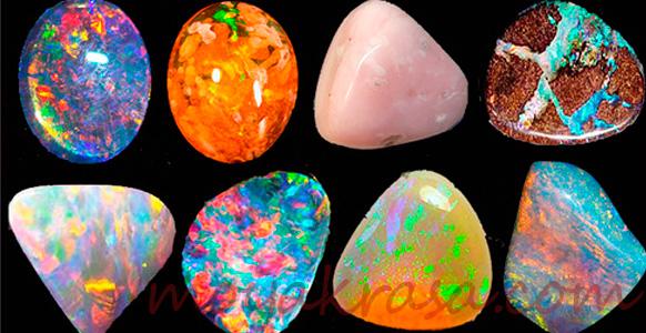 камень-талисман опал