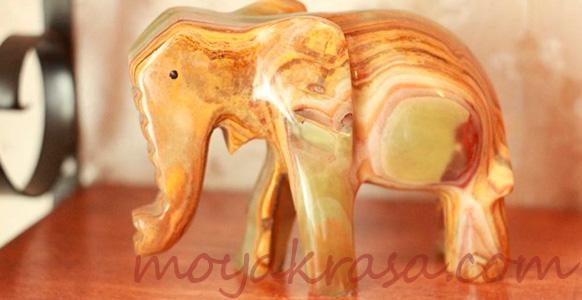 талисман слоник