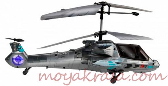 игрушеный вертолет