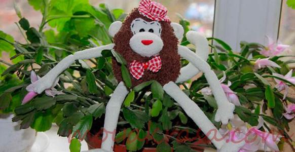 игрушка обезьяны