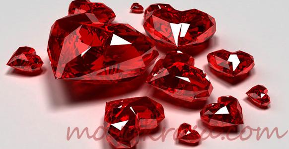 рубиновые камни