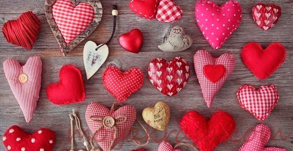 сердечки для украшения