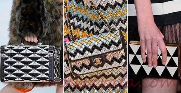 сумки с мозаикой