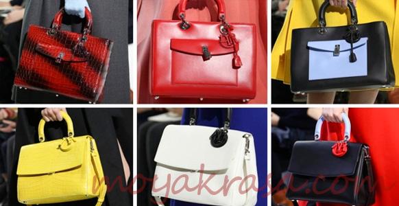 женские сумки необычной формы