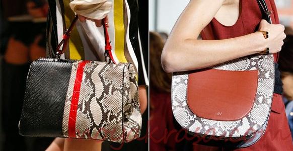 сумки с крокодиловой кожи