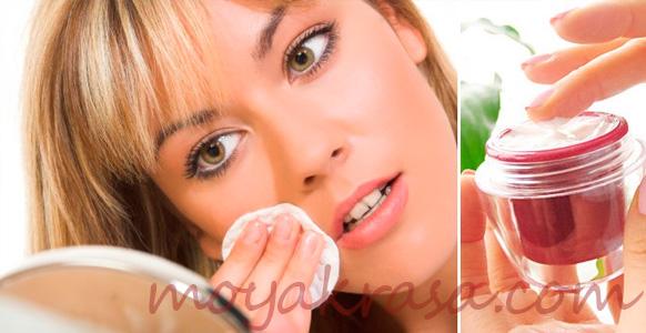 демакияж губ