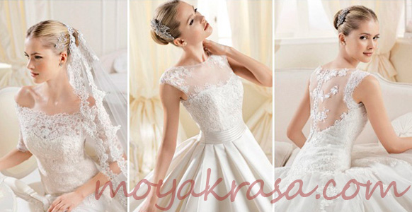 девушки в свадебныех платьях