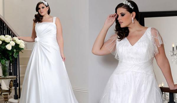 модель трапеция свадебного платья