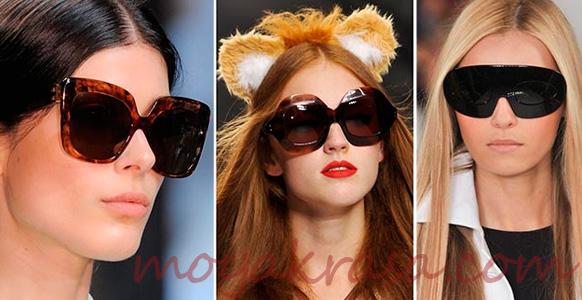 девушки в солнцезащитных очков