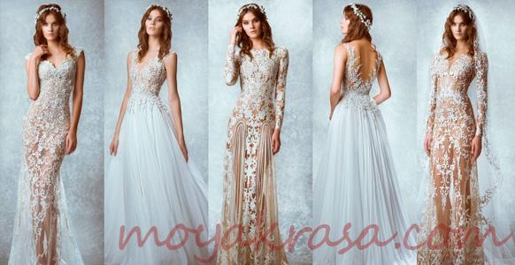 платье с 3Д цветами