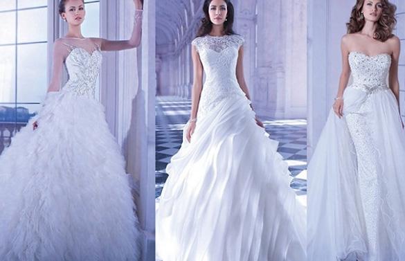 платья для свадьбы