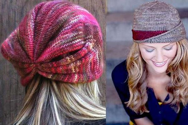 оригинальные шапки для женщин