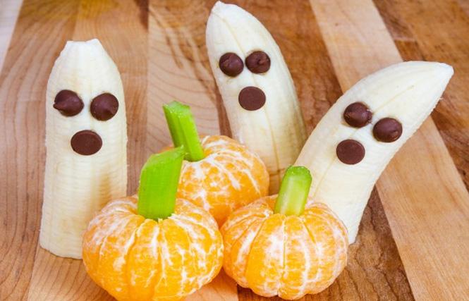 десарт из бананов