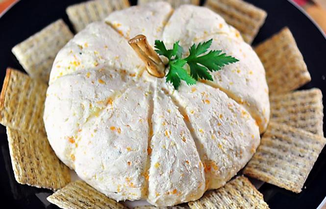 сырная тыква