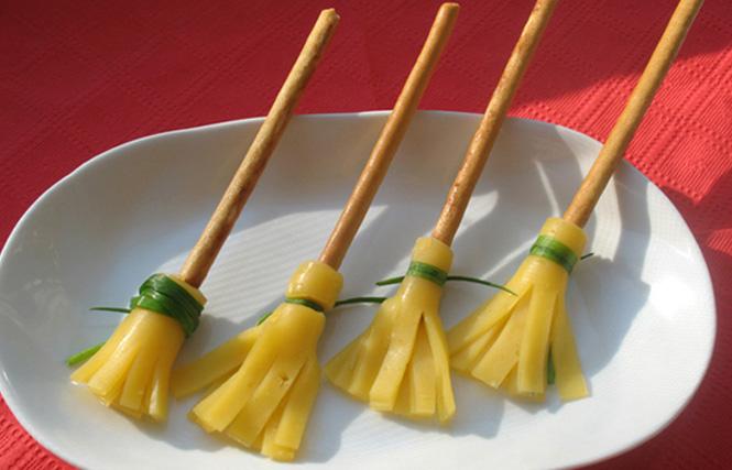 метла из сыра