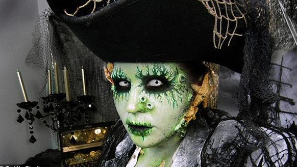 образ мертвого пирата