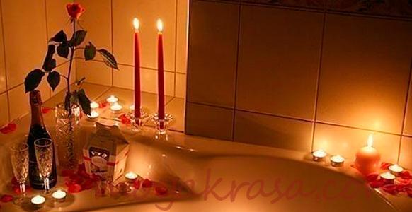 Как провести романтический вечер дома