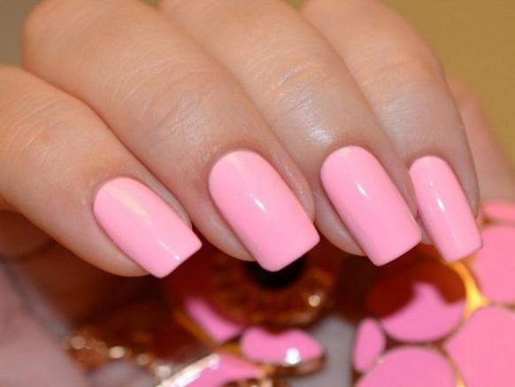 розовый шеллак