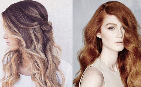 светлый цвет волос