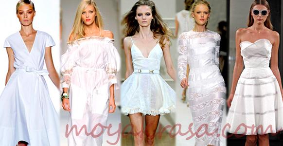 модные модели летних платьев