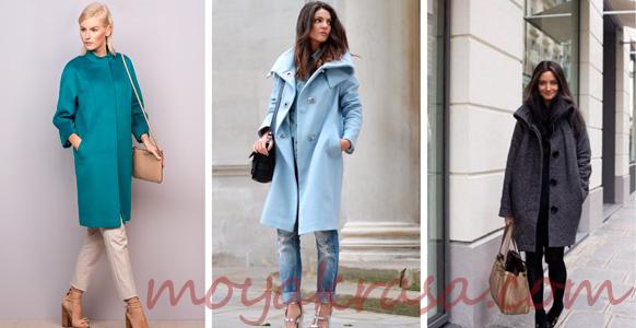 модные женские пальто на осень