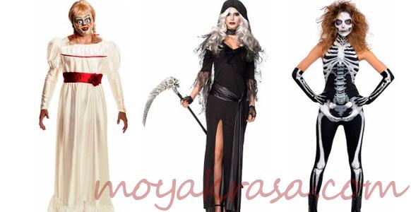 оригинальные женские костюмы для Хэллоуин