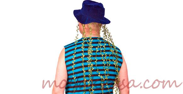 костюм Водяного для мужчин на вечеринку всех святых
