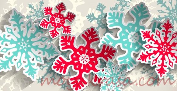 оригинальные снежинки своими руками
