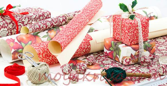 материалы для изгоовления рождественских поделок