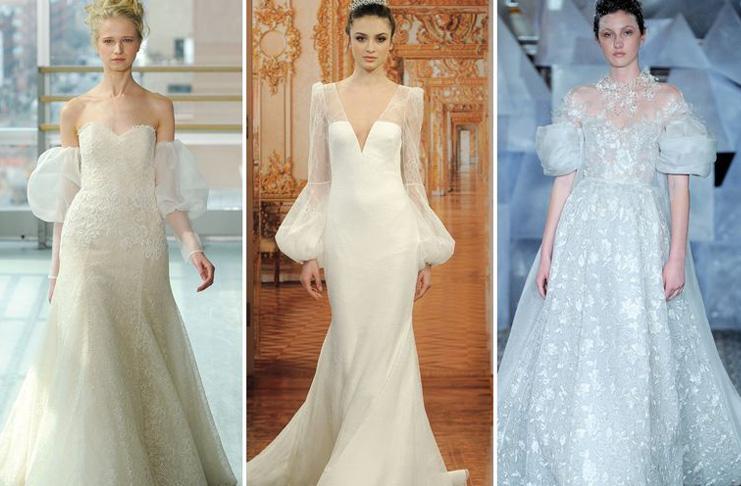 свадебные платья с необычным дизайном