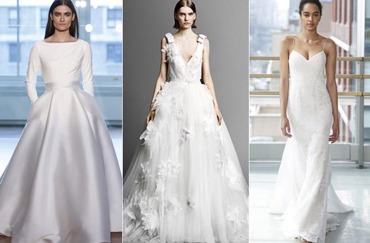 свадебные платья 2019 года